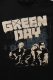 GREEN DAY Grey Wall 2010 Tour t-shirt