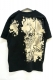METALLICA Scales Stain All Over Print-Black T-shirt
