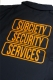 Subciety (サブサエティ) COACH JACKET-SSS- BLACK