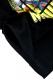 MISHKA(ミシカ) MAW170415 3BAR HOODIE BLACK
