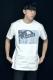 アマツカミ 遊女 Long T-Shirt White