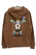 MISHKA(ミシカ) EXWD1004H TOTEM POLE PULLOVER BROWN