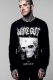DISTURBIA CLOTHING WIPE OUT LONG SLEEVE