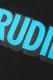 RUDIE'S SOLID PHAT TOTEBAG BLACK