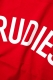 RUDIE'S PHAT-T RED