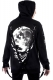 KILL STAR CLOTHING(キルスター・クロージング) LUNA MORTE Phases Hoodie [B]