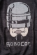 PUNK DRUNKERS 【PDSxROBOCOP】ロボコップニット BLACK