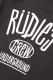 RUDIE'S DRAWING COACH JKT BLACK