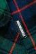 ROLLING CRADLE RAKURAI LONG NEL / Green-Red
