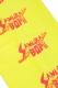 ROLLING CRADLE SAMURAI BOP LONG T-SHIRT / Yellow