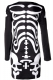 DISTURBIA CLOTHING BONES BODYCON DRESS