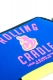 ROLLING CRADLE CYCLOPS SHOUT MINI POUCH / Blue