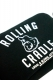 ROLLING CRADLE CYCLOPS SHOUT MINI POUCH / Black