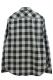 MISHKA (ミシカ) Brock Check Shirt Black/Gray