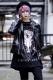【予約商品】ゲキクロ限定 acOlaSia mOrSe BIG TEE BLACK