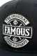 FAMOUS STARS AND STRAPS CHAOS PATCH SNAPBACK