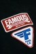 FAMOUS STARS AND STRAPS RACEWAY ZIP HOODIE