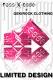 【ゲキクロ限定】 PassCode x 激ロック LIMITED DESIGN Rubber Band - PINK