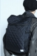VIRGO Military quilting square backpack バッグパック 【VIRGO】 [VG-GD-509] BLACK