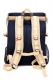 VIRGO Military quilting square backpack バッグパック 【VIRGO】 [VG-GD-509] KHAKI