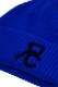 ROLLING CRADLE CLASSIC B.B LOGO KNIT CAP / Blue