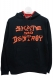 THRASHER TH8503H BLK/RED