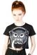 DISTURBIA CLOTHING Owl Crop