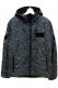 Subciety (サブサエティ) HOODED JACKET BLACK-PAISLEY