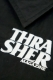 THRASHER TH5088 ANTI-LOGO COACH BLK/WHT