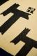 ROLLING CRADLE GEGEGE NO GASHADOKURO KNIT / Beige