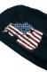 Civil Regime 17CV-AW006H OUR FLAG HOODIE BLK