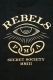 REBEL8 Foretold T-Shirt BLACK