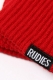 RUDIE'S PHAT GLOVE RED