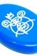 MISHKA (ミシカ) EX17002D COIN CASE BEAR MOP BLUE