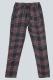 DROP DEAD CLOTHING Crazy Plaid Trousers