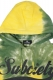 Subciety TIE DYE PARKA-GLORIOUS- GREEN