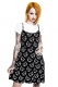 KILL STAR CLOTHING Kitty Kult Purr Grunge Skater Dress [B]