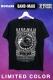 【ゲキクロ限定】 BAND-MAID DOCAN! グレー Tシャツ