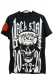 BLACK SCALE HARA-KIRI TEE BLACK