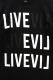 BLACK SCALE LIVE T-SHIRT BLK