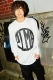 PSYCHOLOGICAL METAMORPHOSIS PMLP L/S CIRCLE WHITE