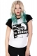 DISTURBIA CLOTHING Britney Raglan