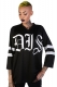 DISTURBIA CLOTHING DIS Hockey Shirt