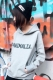 ANIMALIA AN17A-SW01 RR LOGO GRAY