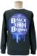 BLACK HOLE BUNNY トレーナー Galaxy Logo BLK