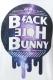 BLACK HOLE BUNNY トレーナー Galaxy Logo WHT