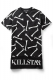 KILL STAR CLOTHING Bony T-Shirt X-LONG