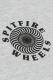 SPITFIRE OG CLASSIC T-SHIRT GRAY/RED