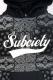Subciety (サブサエティ) PAISLEY PARKA-GLORIOUS- BLACK