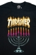 THRASHER MENORAH TEE